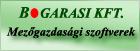 Bogarasi Kft. Gazdálkodási Napló